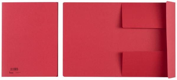 drei rot